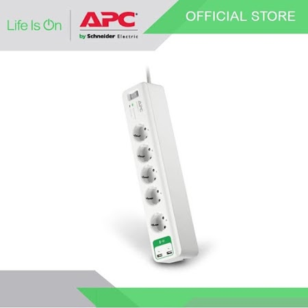 Review APC Surge Arrest PM5 Series