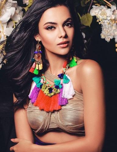 Miss Universe 2017 Kevin >> Matagi Mag Beauty Pageants: Karen Juanita Gallman - Miss Intercontinental Philippines 2018