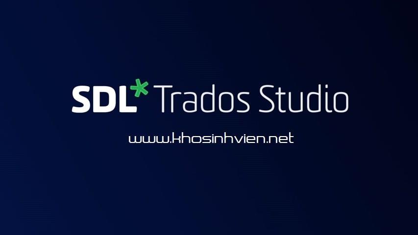 Hướng dẫn sử dụng SDL Trados Studio cho người mới bắt đầu