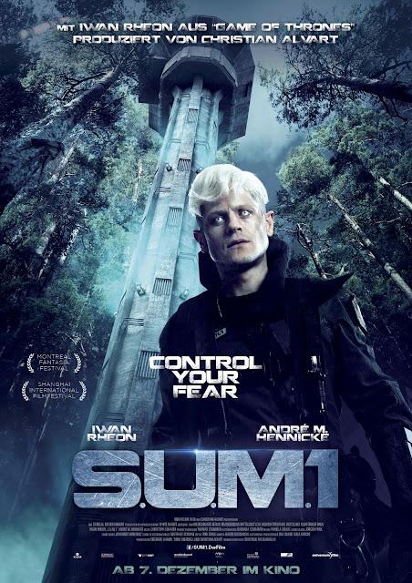 Alien Invasion: S.U.M.1 (2017) ταινιες online seires oipeirates greek subs