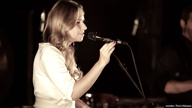 fotograma de un videoclip de Rocío Márquez