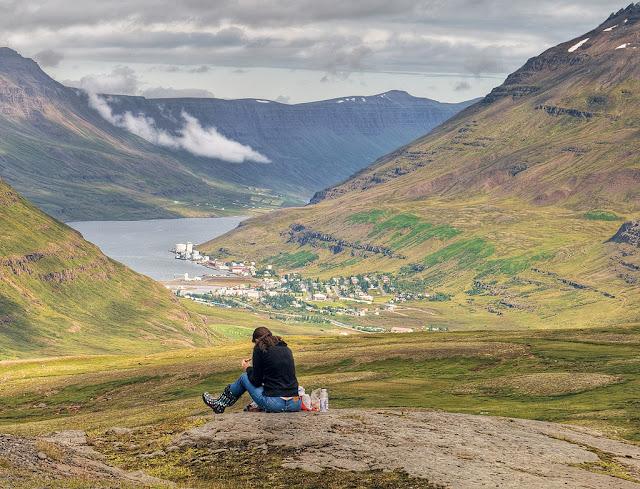 A visit to Seyðisfjörður