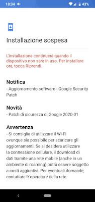 Nokia 2.2 riceve le patch di sicurezza di gennaio 2020