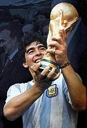 English is easy with rb, Diego Maradona