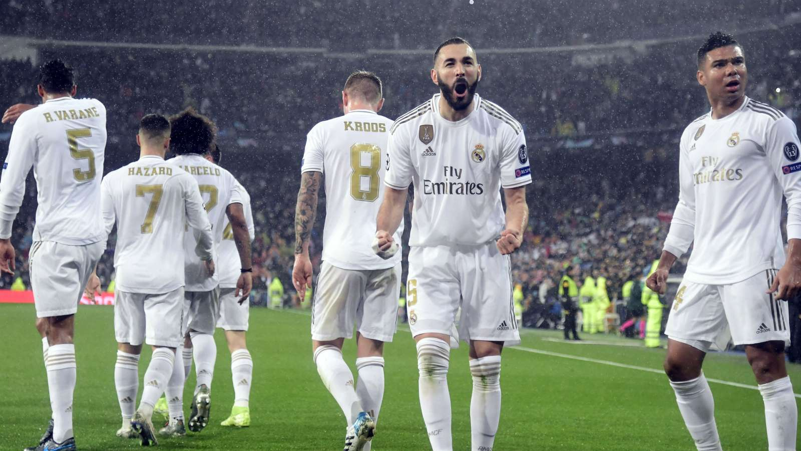 Benzema: Real Madrid are on the right track