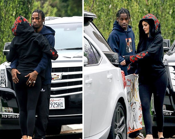 Tyga Shades Kylie Jenner After She Flaunts Travis Scott