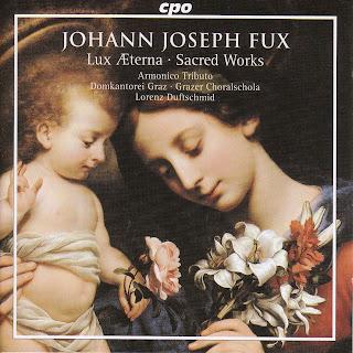 Fux - Sacred Works