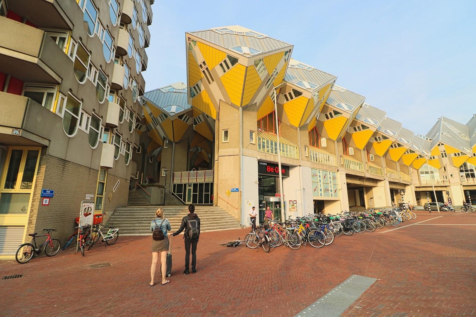 Holandia, podróże, zwiedzanie, architektura