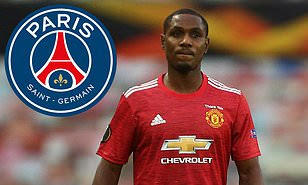 PSG Reveals Exciting Deal For Odion Ighalo To Leave Man Utd