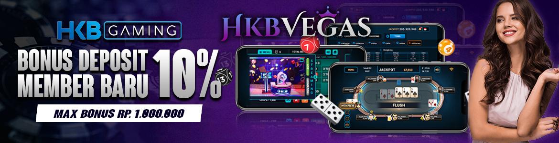 Situs Judi Online Terpercaya Hkbvegas Situs Poker Hkb Gaming