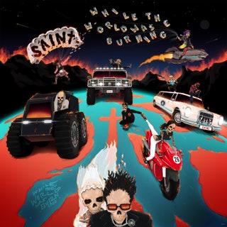 SAINt JHN - While the World Was Burning Music Album Reviews