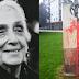 Mancillan dos monumentos dedicados a la memoria de Dolores Ibárruri, La Pasionaria