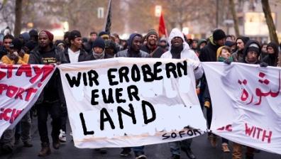 Der Islam überrollt Deutschland und Europa, endgültig?