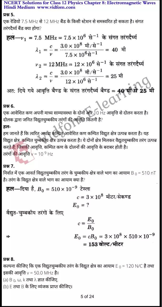 class 12 physics chapter 8 light hindi medium 5