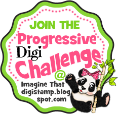 Imagine That Digistamp Progressive Digi Challenge