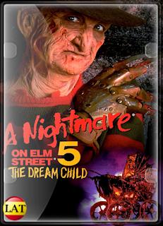 Pesadilla en la Calle del Infierno 5: El Niño de los Sueños (1989) DVDRIP LATINO