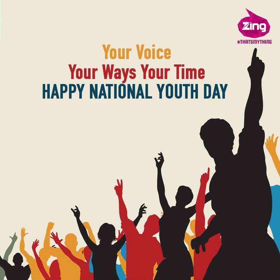 National Youth Day Wishes Beautiful Image
