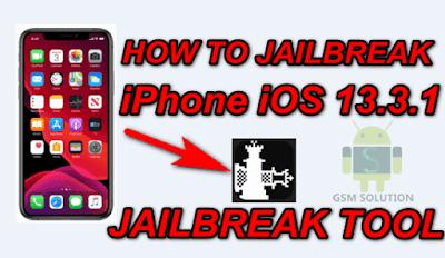 How to Jailbreak iPhone ios13.3.1