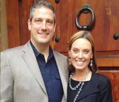 Andrea Zetts Wiki [Tim Ryan Wife],Biography ,  Age, Kids, Family, Net Worth