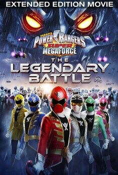 Power Rangers Super Megaforce: A Batalha Lendária Torrent – BluRay 1080p Dual Áudio