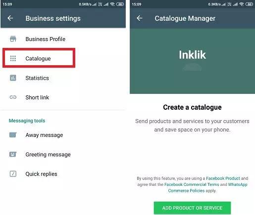 Cara Membuat Katalog Produk di WhatsApp-2