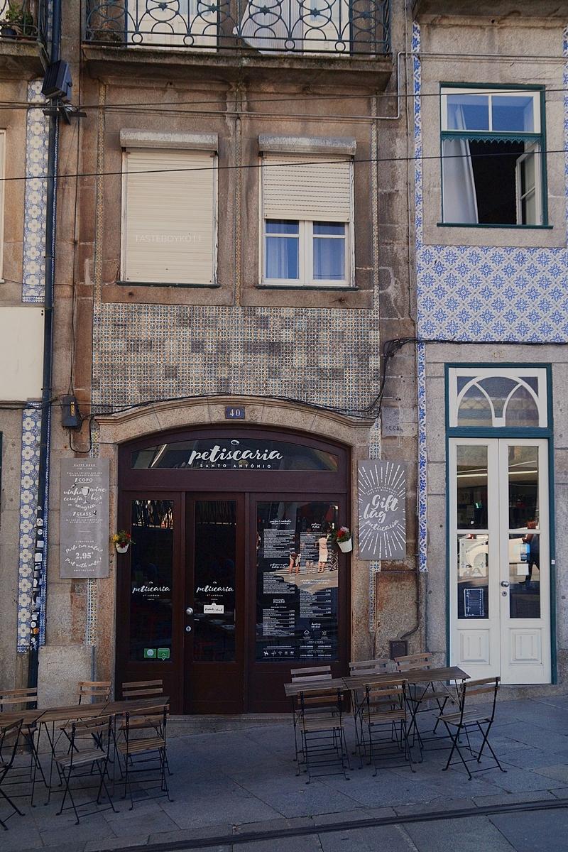 Porto Street Restaurant | Porto Photo Diary | Tasteboykott