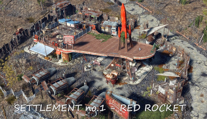 Fallout  Modded Settlement Build Series