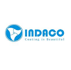 Logo PT Indaco Warna Dunia