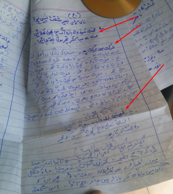 How To Attempt Urdu Paper Effectively In Federal  Punjab Boards  Incredible Essay