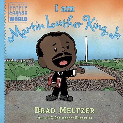 Martin Luther King Book for Kids Children