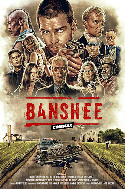 Banshee - Poster