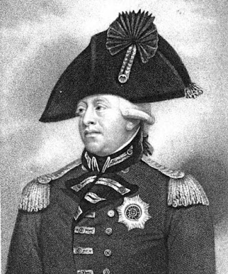 George III from The Public & Domestic Life of his late, most gracious majesty E Holt (1820)