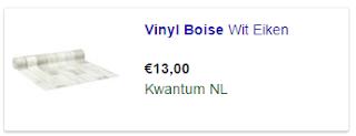 Vinyl vloer Boise Kwantum