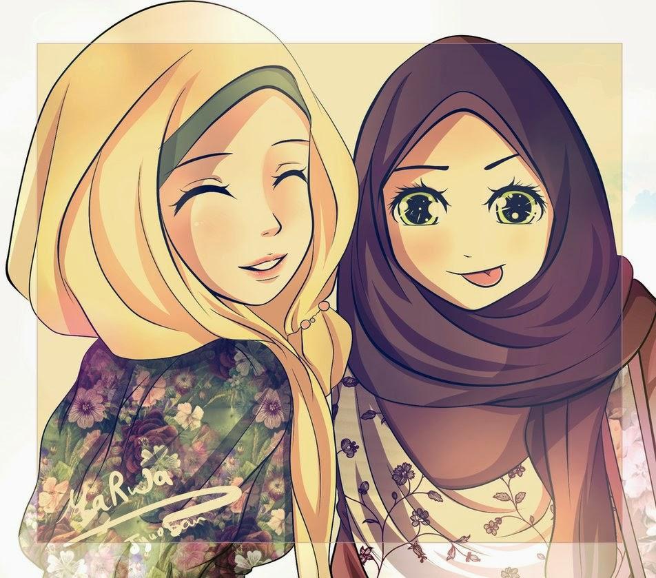 Gambar Kartun Wanita Wudhu Warqah Sang Perindu Syahid Make Sure You Have Wudhu