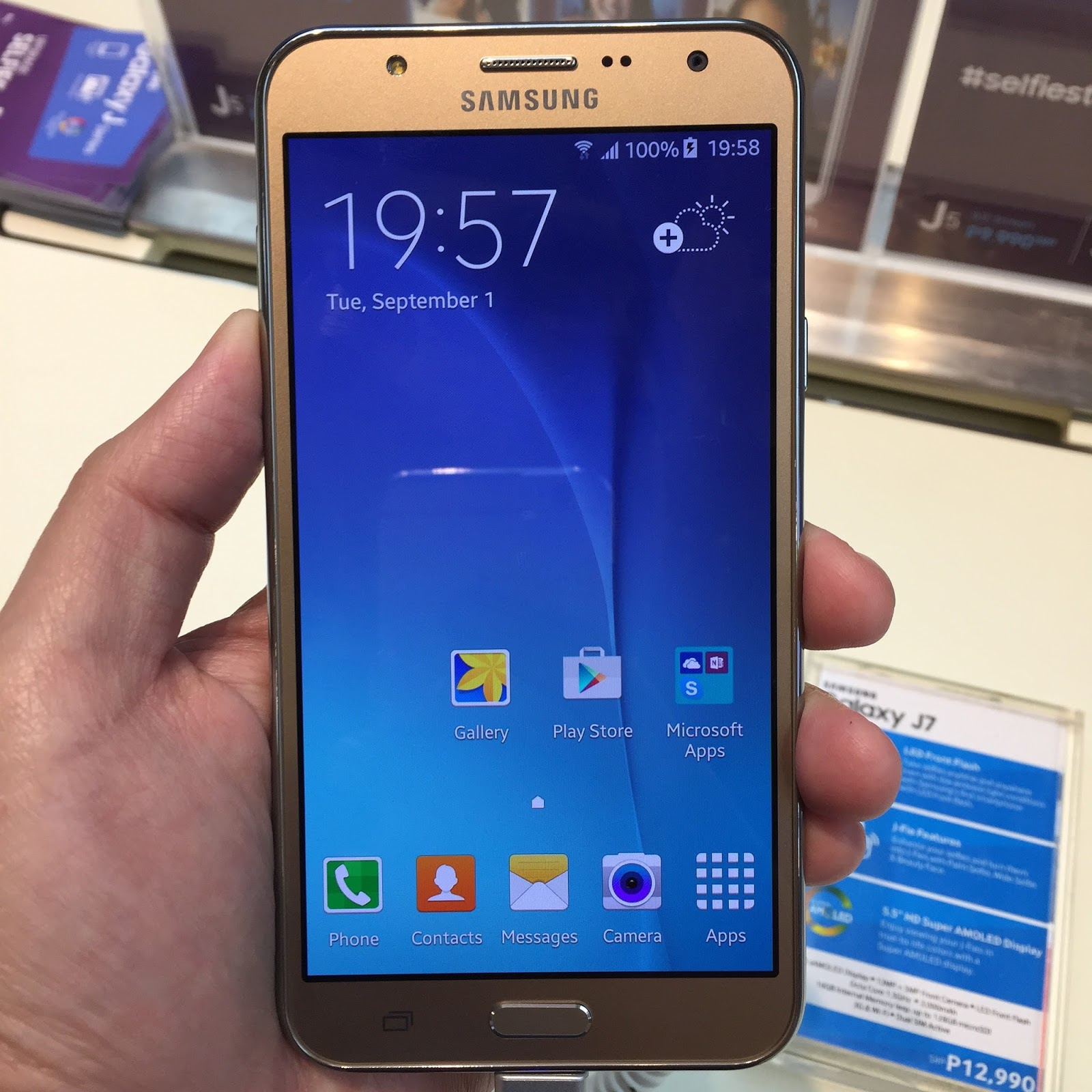 How To Update Samsung GALAXY J7 - SM-J700F to Official Android 5 1 1