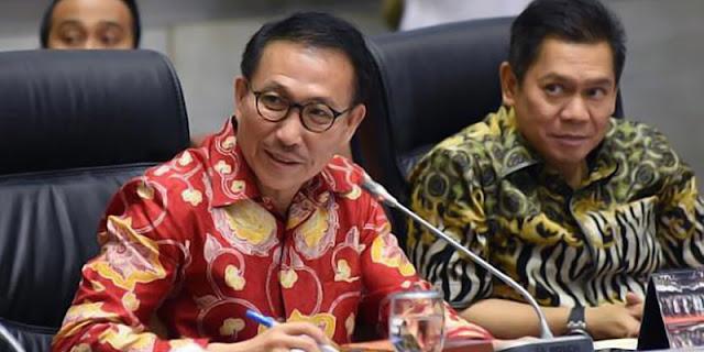 Herman Herry Masih Berkantor Di DPR Meski Tersangkut Dugaan Korupsi Bansos, Satyo Purwanto: Etikanya Dia Harus Mundur