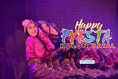 Pyesta Kolon Datal International Folklore Festival