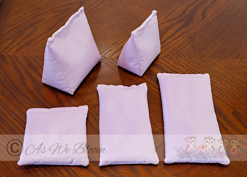 Schroth Bean Bags Pattern