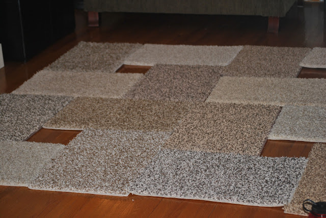 How To Hide Ugly Flooring In Your Apartment Or Rental Property