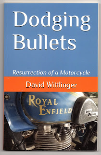 "Cover of book ""Dodging Bullets."""