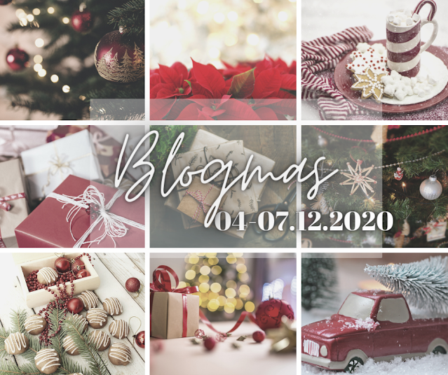 Blogmas 04-07.12.2020 + otwieramy aż 4 okienka naszego kalendarza