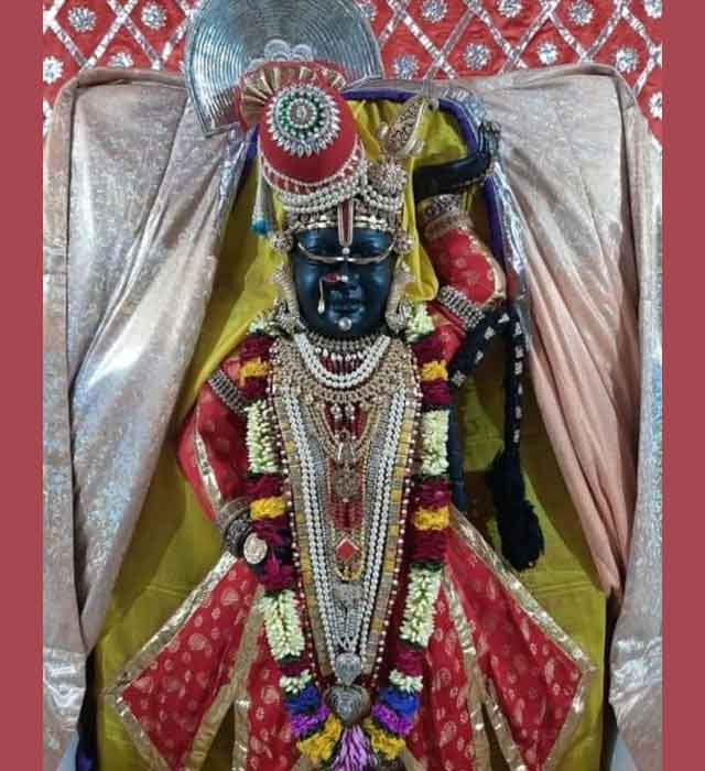 shrinathji nathdwara darshan 13 february 21