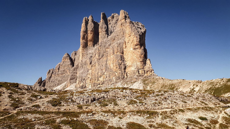 szlaki Dolomity Tre Cime