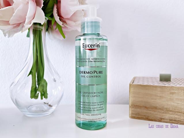 Dermopure Eucerin Maskné acné piel grasa skincare beauty farmacia dermocosmetica