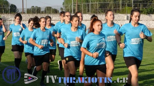 Οι ομάδες του 1ου ομίλου της νέας Γ Εθνικής στο γυναικείο ποδόσφαιρο