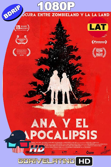 Ana y el Apocalipsis (2017) BDRip 1080p Latino-Ingles MKV