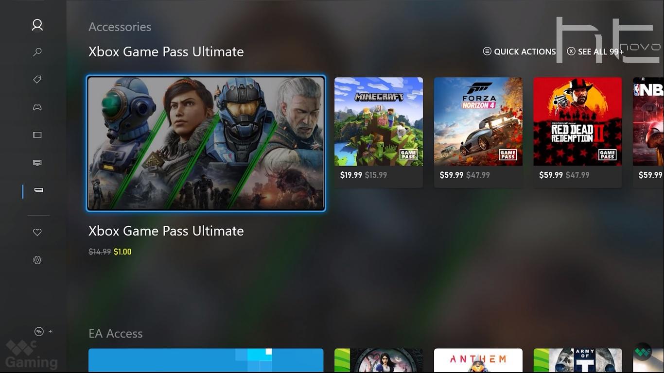 [Video] Il nuovo Microsoft Xbox Store