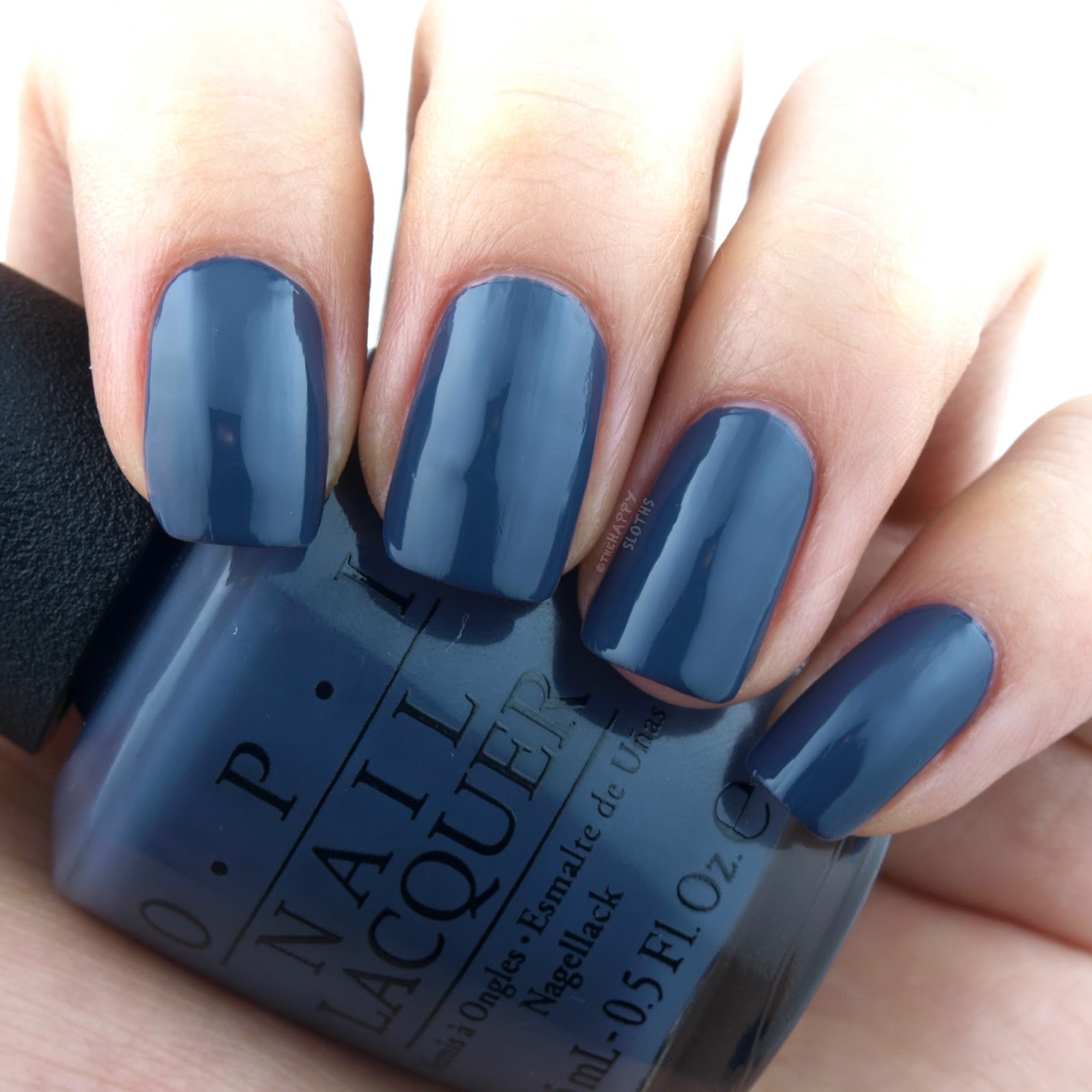 OPI Fall 2017 Iceland Collection | Less is Norse: Review and Swatches