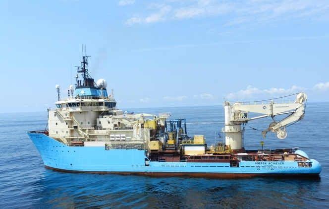 Maersk garante contrato de ancoragem do novo FPSO no Brasil
