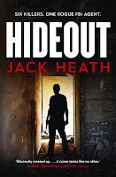Hideout by Jack Heath book cover